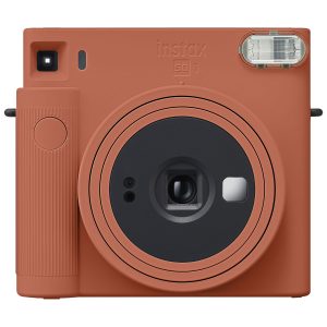 Momentinis fotoaparatas instax SQUARE SQ1 TERRACOTTA ORANGE